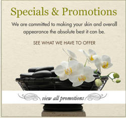 Spa Specials & Promotions